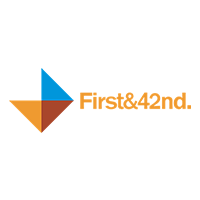 First&42nd Logo
